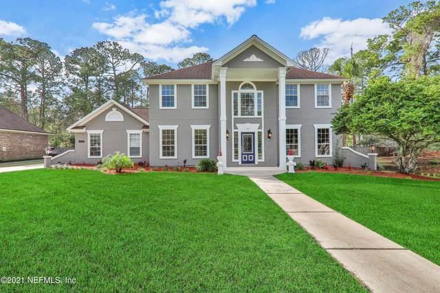 12018 Cranefoot Dr, Jacksonville, FL 32223 (MLS #1088765) :: The Hanley Home Team