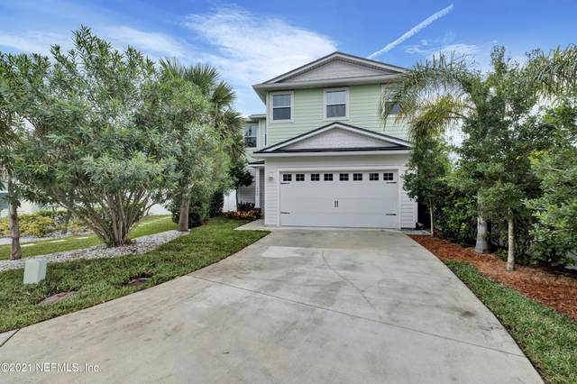 260 40TH Ave S, Jacksonville Beach, FL 32250 (MLS #1088767) :: The Every Corner Team