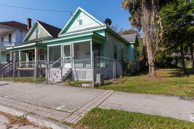 1480 Myrtle Ave N, Jacksonville, FL 32209 (MLS #1088788) :: The Every Corner Team