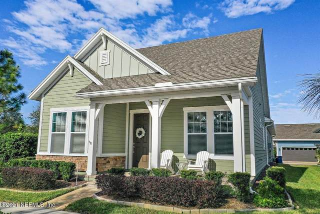 93 Beachberry Ct, St Augustine, FL 32092 (MLS #1088808) :: The Newcomer Group
