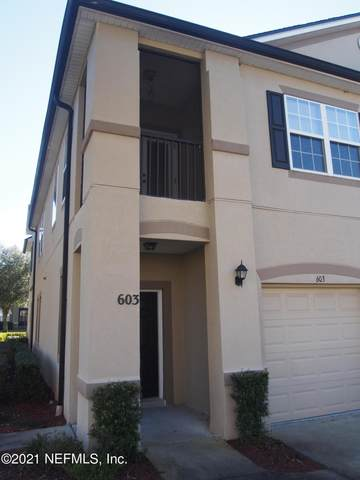 12301 Kernan Forest Blvd #603, Jacksonville, FL 32225 (MLS #1088833) :: The Every Corner Team
