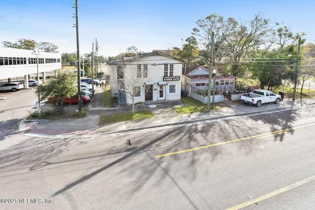 3323 Myrtle Ave N, Jacksonville, FL 32209 (MLS #1088848) :: Oceanic Properties