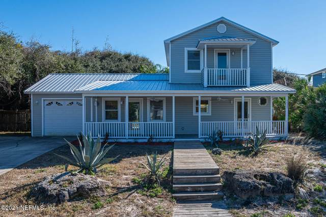 209 Sixteenth St, St Augustine, FL 32084 (MLS #1088895) :: The Every Corner Team