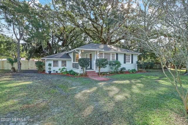 5515 Bishop Cir, Jacksonville, FL 32207 (MLS #1088913) :: The Hanley Home Team