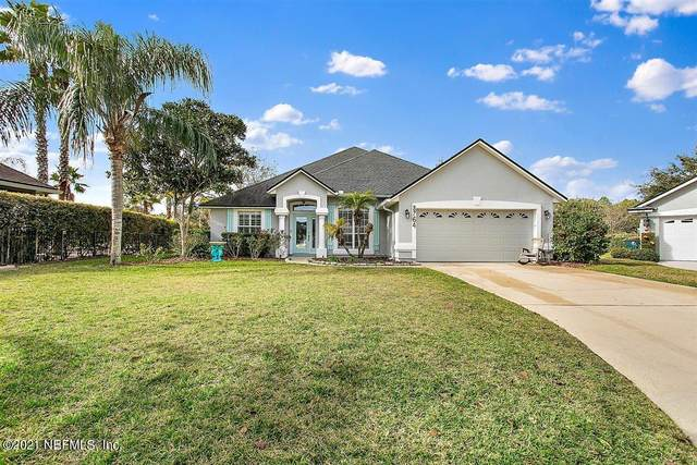 3764 Harbor Creek Ct, Jacksonville, FL 32224 (MLS #1088944) :: The Newcomer Group