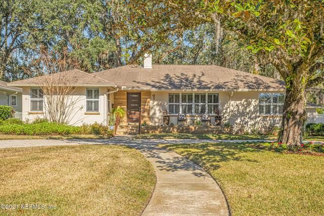 977 Waterman Rd N, Jacksonville, FL 32207 (MLS #1088946) :: Oceanic Properties