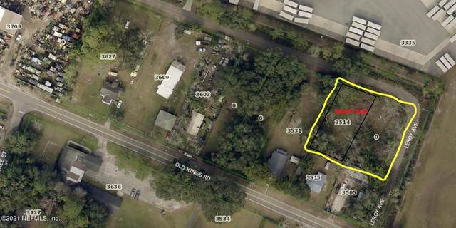 3514 Mclendon St, Jacksonville, FL 32254 (MLS #1089008) :: EXIT Real Estate Gallery