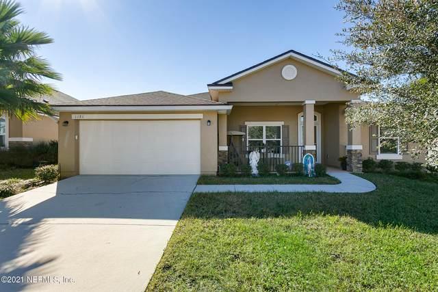 1181 Wetland Ridge Cir, Middleburg, FL 32068 (MLS #1089036) :: EXIT 1 Stop Realty