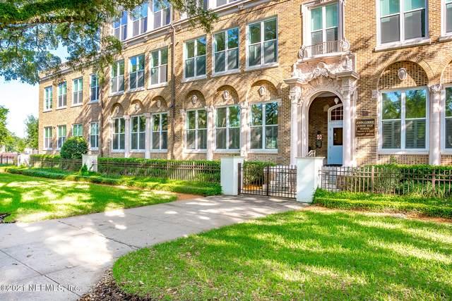 2525 College St #1301, Jacksonville, FL 32204 (MLS #1089104) :: Century 21 St Augustine Properties