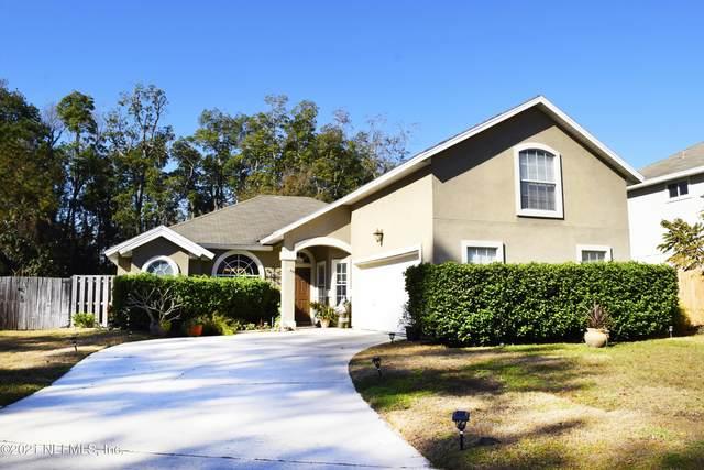 3101 Majestic Oaks Ln, GREEN COVE SPRINGS, FL 32043 (MLS #1089211) :: Olson & Taylor | RE/MAX Unlimited