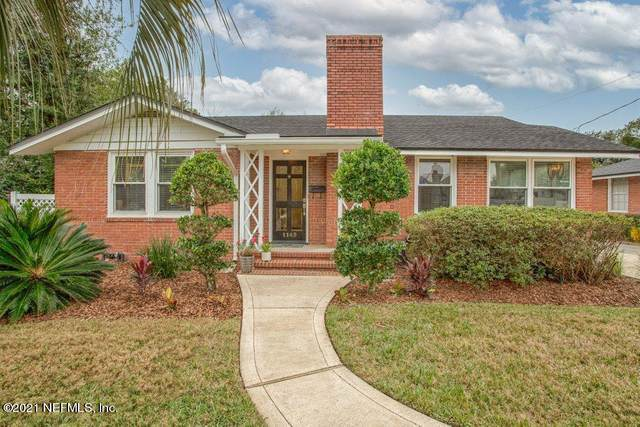 1142 Peachtree St, Jacksonville, FL 32207 (MLS #1089258) :: The Newcomer Group