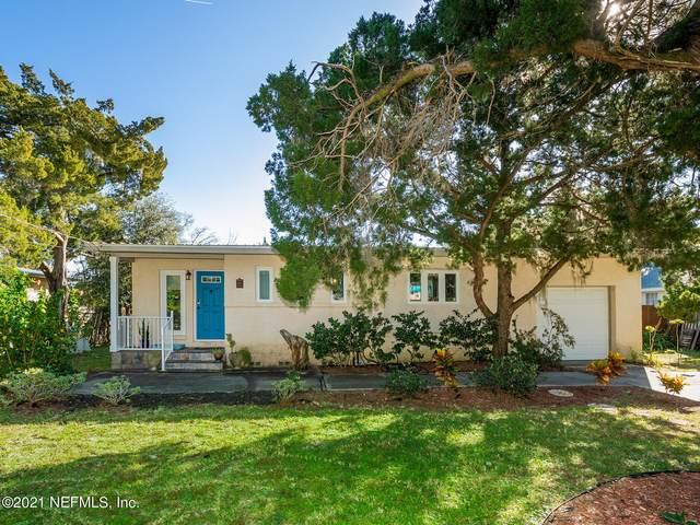 130 Menendez Rd, St Augustine, FL 32080 (MLS #1089264) :: The Coastal Home Group