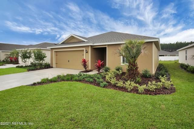 8531 Lake George Cir W, Macclenny, FL 32063 (MLS #1089382) :: The Hanley Home Team
