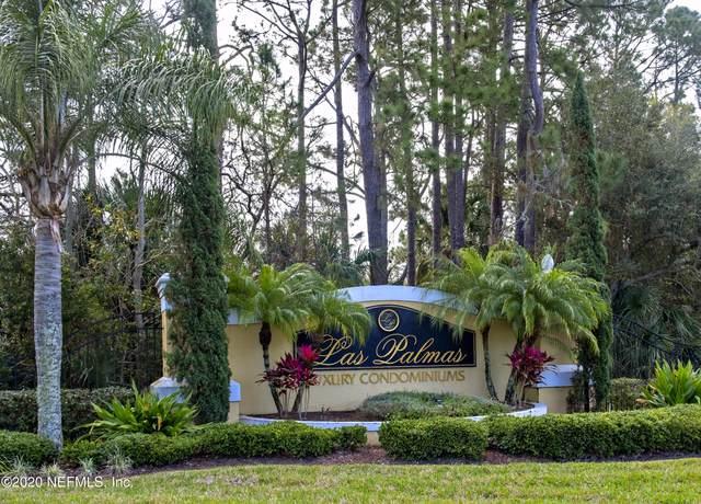 4035 Grande Vista Blvd 20-107, St Augustine, FL 32084 (MLS #1089386) :: Berkshire Hathaway HomeServices Chaplin Williams Realty