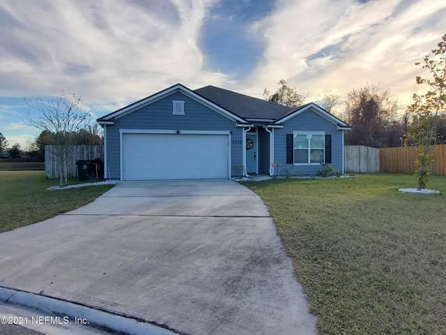 3300 Canyon Falls Dr, GREEN COVE SPRINGS, FL 32043 (MLS #1089404) :: Bridge City Real Estate Co.