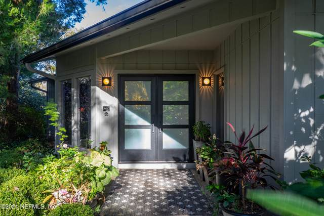 821 Penman Rd, Neptune Beach, FL 32266 (MLS #1089508) :: Century 21 St Augustine Properties