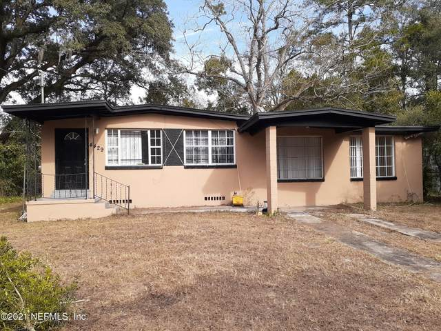 4429 Trenton Dr S, Jacksonville, FL 32209 (MLS #1089535) :: Endless Summer Realty