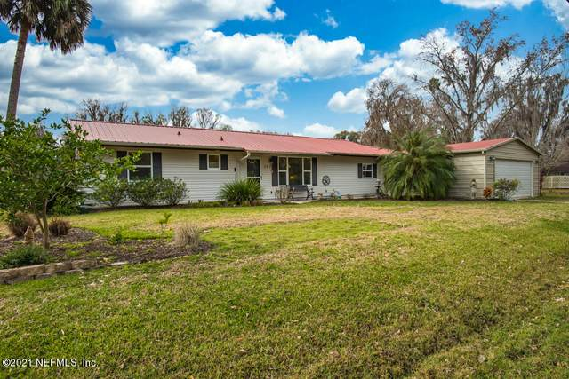 125 W Palm Ave, Crescent City, FL 32112 (MLS #1089549) :: Berkshire Hathaway HomeServices Chaplin Williams Realty