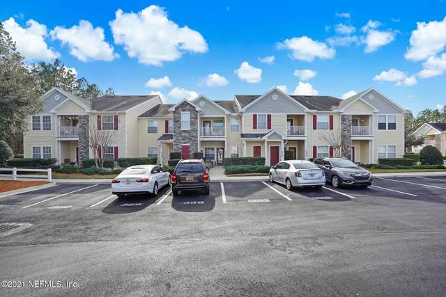 575 Oakleaf Plantation Pkwy #407, Orange Park, FL 32065 (MLS #1089593) :: The Newcomer Group