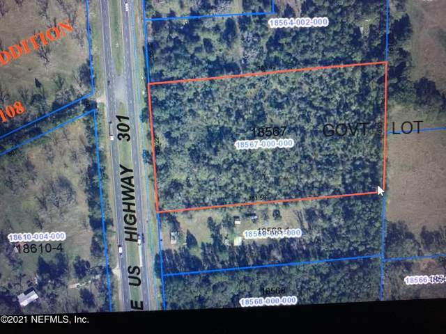 0 NE Us Hwy 301, Hawthorne, FL 32640 (MLS #1089666) :: The Hanley Home Team