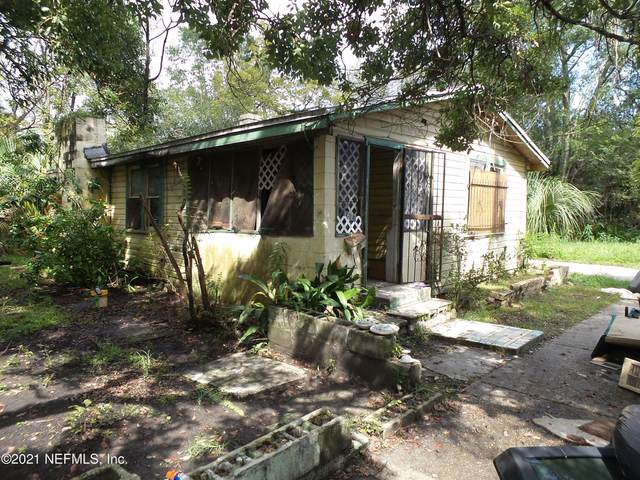 1623 W 23RD St, Jacksonville, FL 32209 (MLS #1089679) :: The Newcomer Group