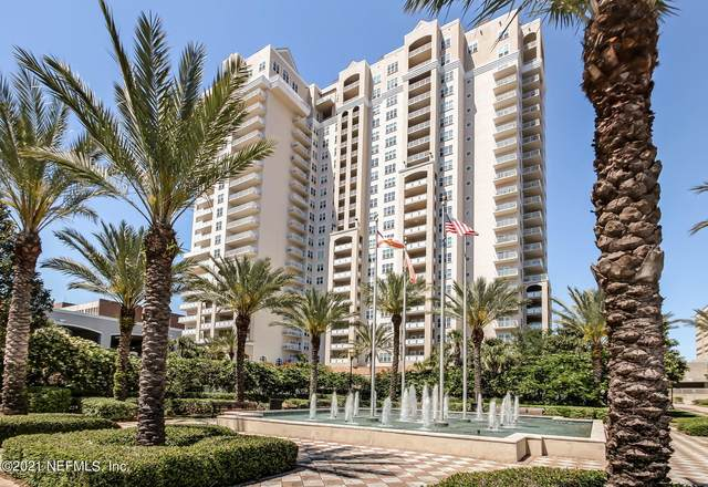 400 E Bay St #705, Jacksonville, FL 32202 (MLS #1089691) :: Endless Summer Realty