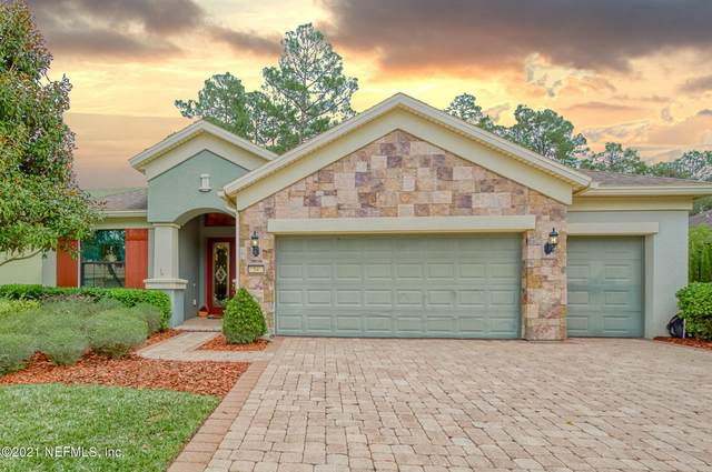 54 Canopy Glades Cir, Ponte Vedra, FL 32081 (MLS #1089700) :: The Every Corner Team