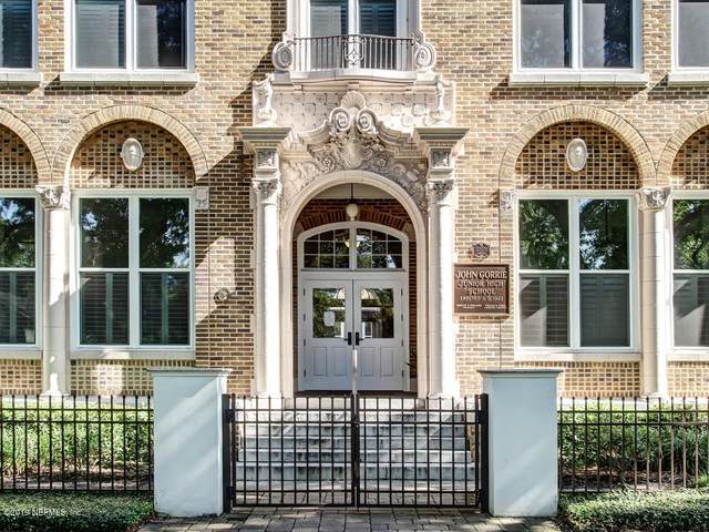 2525 College St #1208, Jacksonville, FL 32204 (MLS #1089753) :: EXIT Real Estate Gallery