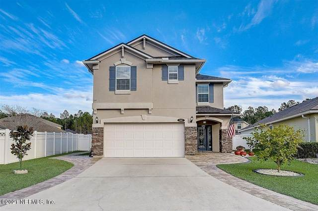 841 Glendale Ln, Orange Park, FL 32065 (MLS #1089760) :: The DJ & Lindsey Team