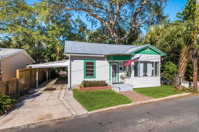 106 Lincoln St, St Augustine, FL 32084 (MLS #1089769) :: The Coastal Home Group