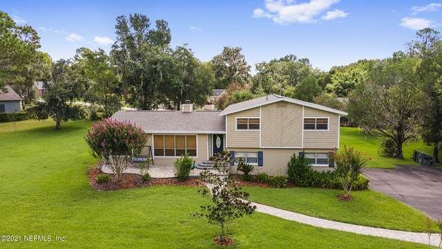 8205 SW 44TH Ter, Gainesville, FL 32608 (MLS #1089845) :: The Hanley Home Team