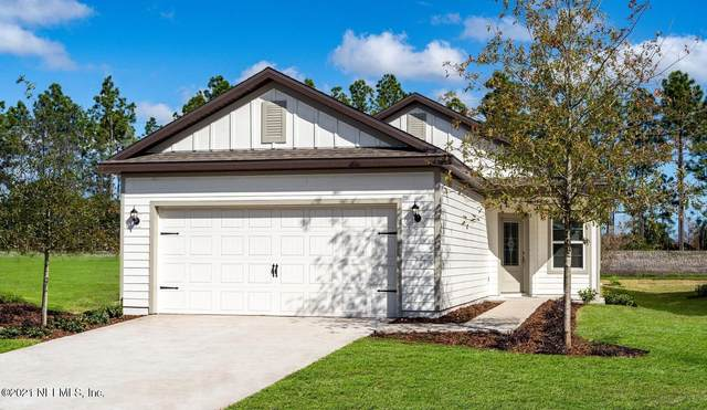 79 Fellbrook Dr, St Augustine, FL 32095 (MLS #1089864) :: The DJ & Lindsey Team