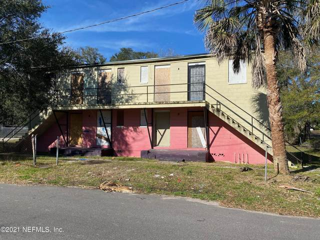 1017 W 6TH St, Jacksonville, FL 32209 (MLS #1089871) :: The Coastal Home Group