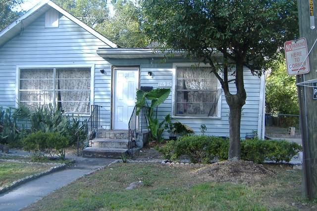 1623 W 1ST St, Jacksonville, FL 32209 (MLS #1089932) :: Century 21 St Augustine Properties