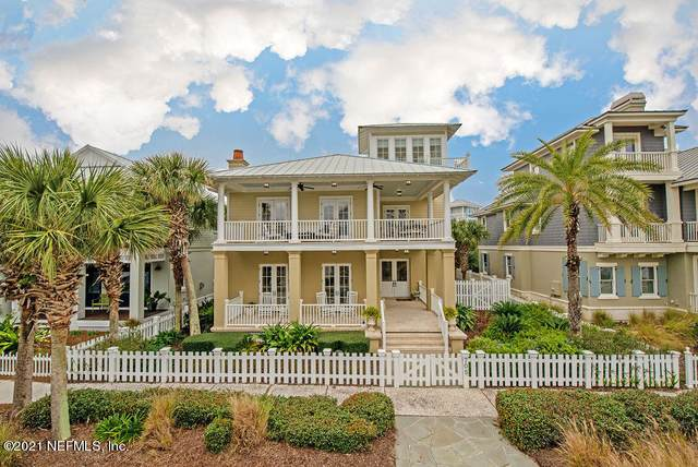 705 Ocean Palm Way, St Augustine, FL 32080 (MLS #1089947) :: The DJ & Lindsey Team