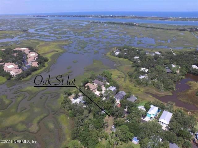 0 Oak St, St Augustine, FL 32084 (MLS #1089968) :: The Coastal Home Group