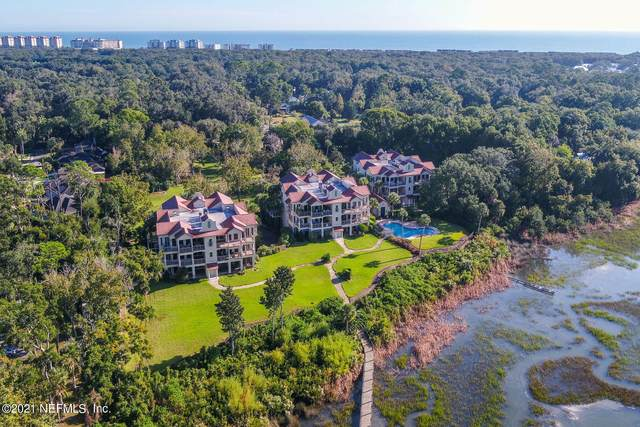 5063 First Coast Hwy #102, Fernandina Beach, FL 32034 (MLS #1090028) :: Ponte Vedra Club Realty
