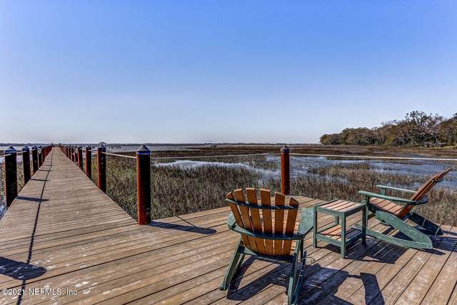 5063 First Coast Hwy #202, Fernandina Beach, FL 32034 (MLS #1090029) :: Bridge City Real Estate Co.