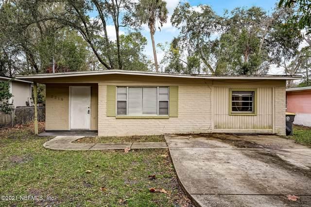 3319 Ernest St, Jacksonville, FL 32205 (MLS #1090036) :: The Newcomer Group