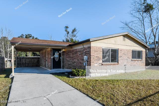 4371 Crossbow Rd, Jacksonville, FL 32208 (MLS #1090060) :: The Newcomer Group
