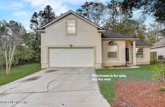 3030 Hickory Glen Dr, Orange Park, FL 32065 (MLS #1090062) :: Olson & Taylor | RE/MAX Unlimited