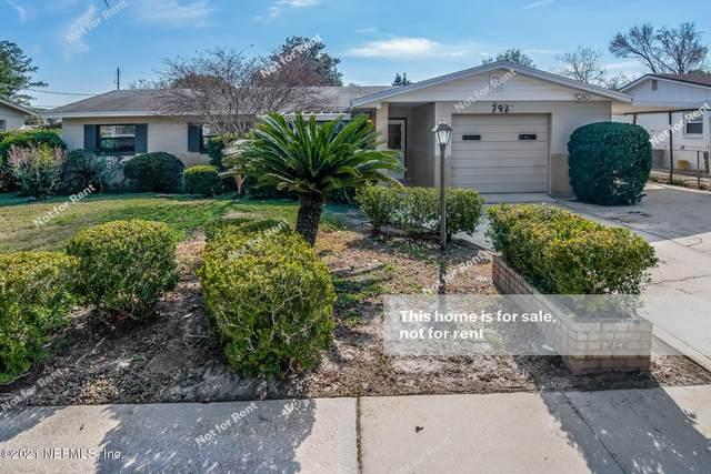 7928 Triumph Ln, Jacksonville, FL 32244 (MLS #1090064) :: The Coastal Home Group