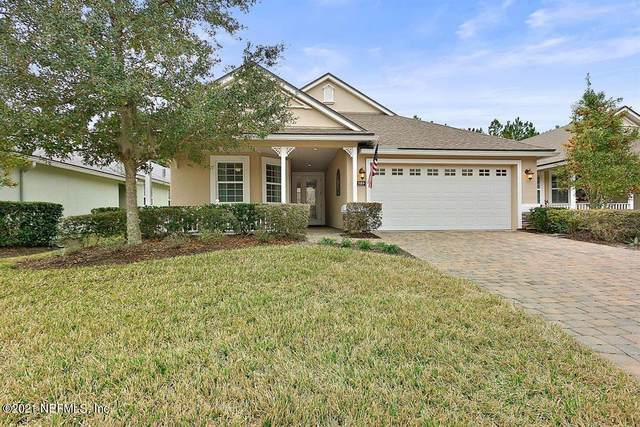589 N Legacy Trl, St Augustine, FL 32092 (MLS #1090073) :: Olson & Taylor | RE/MAX Unlimited