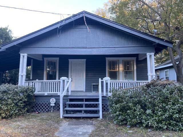 1117 E 12TH St, Jacksonville, FL 32206 (MLS #1090083) :: Oceanic Properties