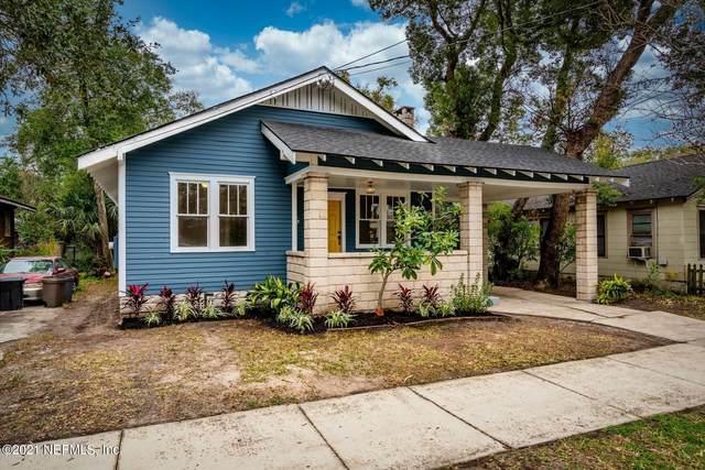 2511 Myra St, Jacksonville, FL 32204 (MLS #1090183) :: EXIT Real Estate Gallery