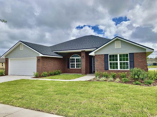 3188 Noble Ct, GREEN COVE SPRINGS, FL 32043 (MLS #1090197) :: The Every Corner Team