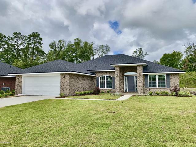 3192 Noble Ct, GREEN COVE SPRINGS, FL 32043 (MLS #1090198) :: The Every Corner Team