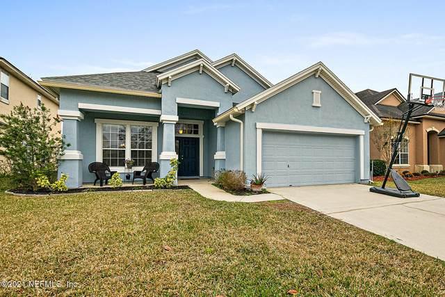 784 Porto Cristo Ave, St Augustine, FL 32092 (MLS #1090202) :: The Newcomer Group