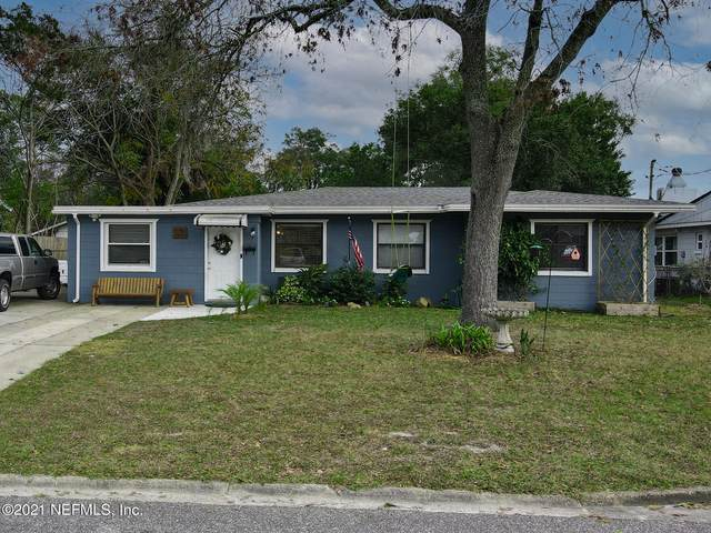 5918 Woodside Dr, Jacksonville, FL 32210 (MLS #1090204) :: The Perfect Place Team