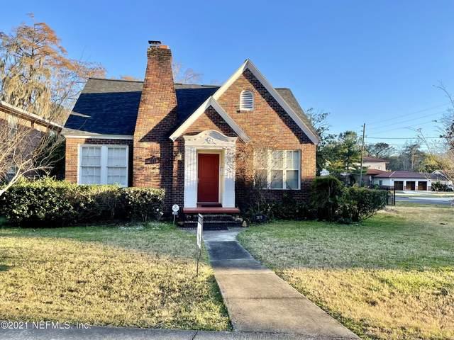 3870 St Johns Ave, Jacksonville, FL 32205 (MLS #1090205) :: Oceanic Properties